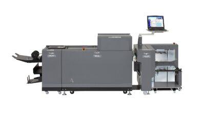 Duplo 350i Digital Booklet System