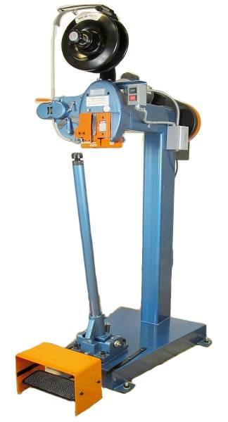 Deluxe Stitcher Company S5F16P Corrugated Stitcher