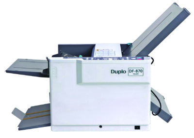 Duplo DF870 Automatic Folder