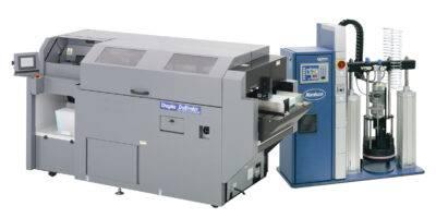Duplo DPB-500 PUR Perfect Binder