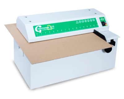 Formax 410 Geenwave Carboard Perforator