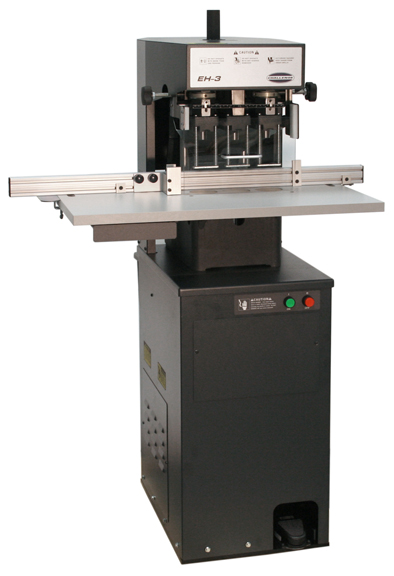 Challenge EH-3 Multiple-Spindle Paper Drill