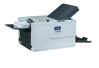 Duplo DF-999A Automatic Folder