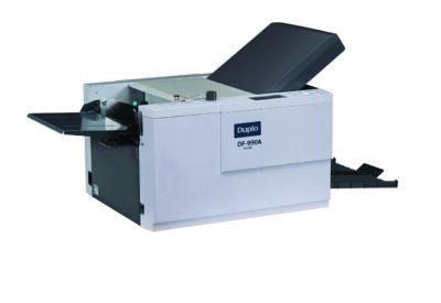Duplo DF-990A Automatic Folder